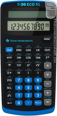 Texas Instruments TI-34 Multiview Schulrechner