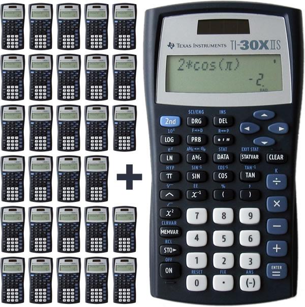 Ti 30x Iis Teacher Pack Taschenrechnerch